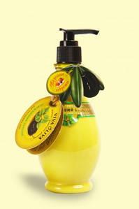 Бальзам Освежающий для уставших ног с оливковым и мятным маслом 275мл VivaOliva (1385)