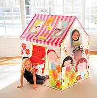 """Детский игровой центр-палатка """"Домик"""" Intex 48621"""