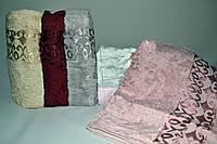 Набор махровых лицевых полотенец