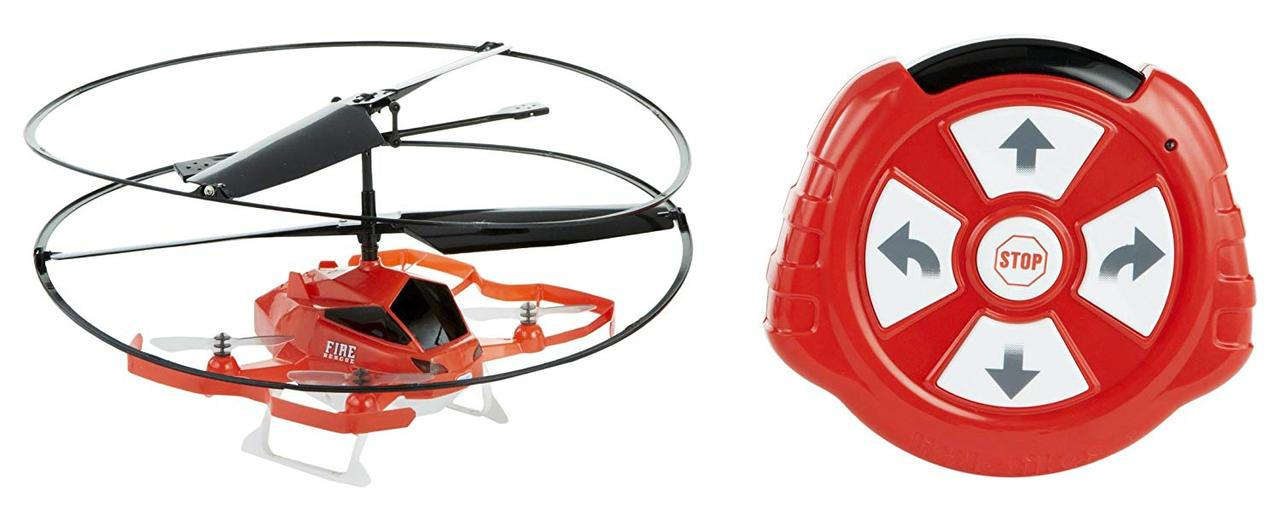 Квадрокоптер - дрон на радиоуправлении Little Tikes My First Drone Toy
