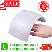 ТОП ПРОДАЖ! Профессиональная  LED лампа для сушки ногтей 24 Вт FD88-3 Sun 9C, сушилка для гель-лака