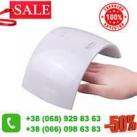 Профессиональная  LED лампа для сушки ногтей 24 Вт FD88-3 Sun 9C, сушилка для гель-лака