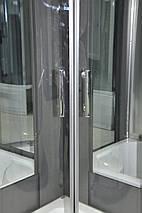 Душова кабіна 100х80 SANTEH без піддона, фото 2