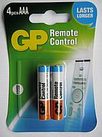 Батарейки GP Alkaline LR03