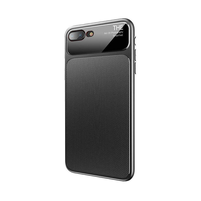 Чехол Baseus iPhone 7/8+ Knight (Black)