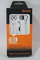Вакуумні навушники JBL