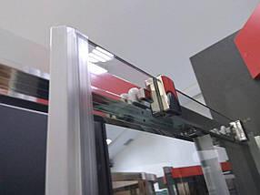 Душова кабіна 100х80 SANTEH + піддон 5см, фото 3