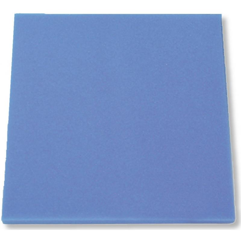 Фильтрующий материал Губка 50х50х5см Мочалка Поролон Коврик Resun  среднепористая 35ppi