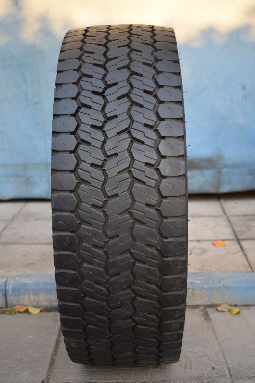 Грузовая шина б/у 245/70 R17.5 Michelin, ТЯГА, 2015 г., одна