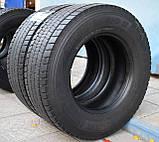 Грузовые шины б/у 265/70 R17.5 Goodyear, ТЯГА, пара, фото 2