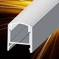 Профиль для светодиодной ленты ЛПС17, фото 1
