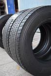 Грузовые шины б/у 265/70 R17.5 Goodyear, ТЯГА, пара, фото 3