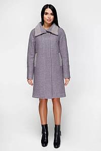 Женское пальто FT П-1140 Шерсть пальтовая 113-1712 Тон В4
