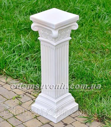 Садовая фигура Колонна малая, фото 2