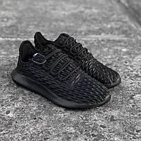 ac34159f2 Adidas Tubular Shadow Core Black   кроссовки мужские; черные; осенние -весенние