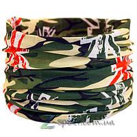 Баф бандана - BF197 военный камуфляж