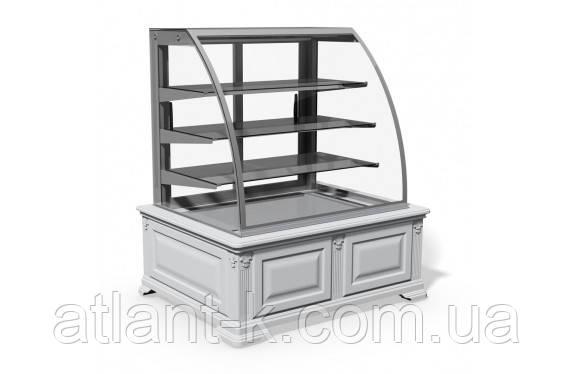 Витрина холодильная кондитерская класса люкс JUKA VDL 108