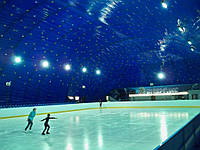 Накрытие для ледовой арены