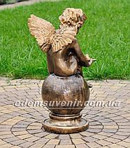 Фигура Ангел с лилией, фото 3