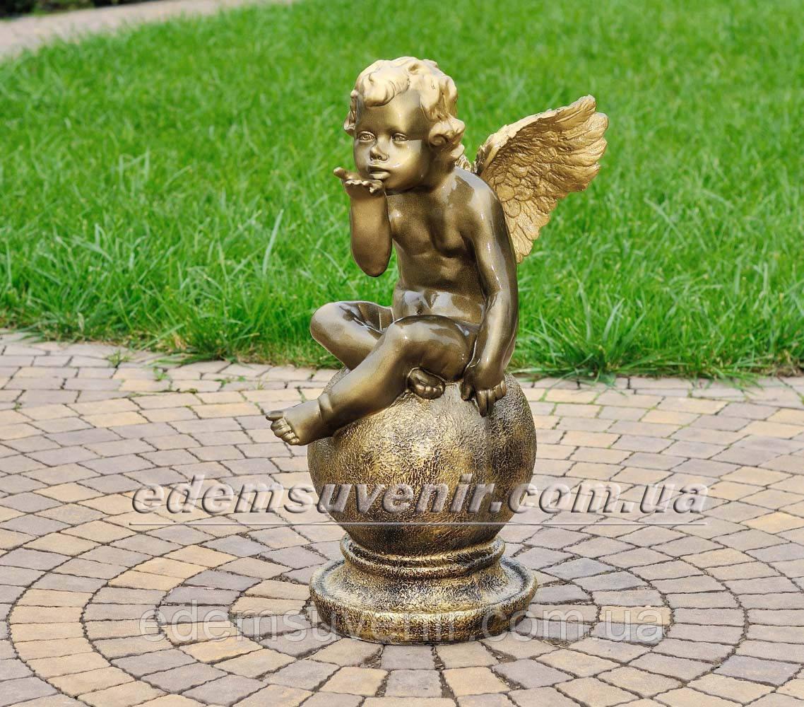 Фигура Играющий ангел
