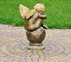 Фигура Спящий ангел, фото 3