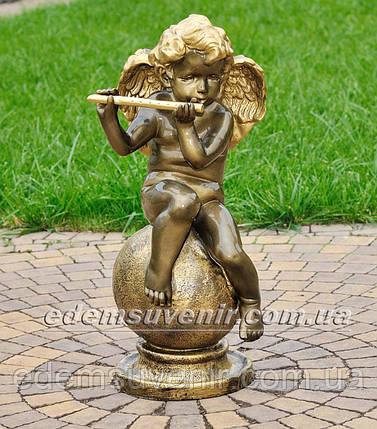 Фигура Ангел с флейтой, фото 2