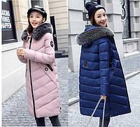 Теплая стильная куртка. Женский качественный пуховик. Женские курточки.  Теплая женская куртка. 4cbed4d7c67