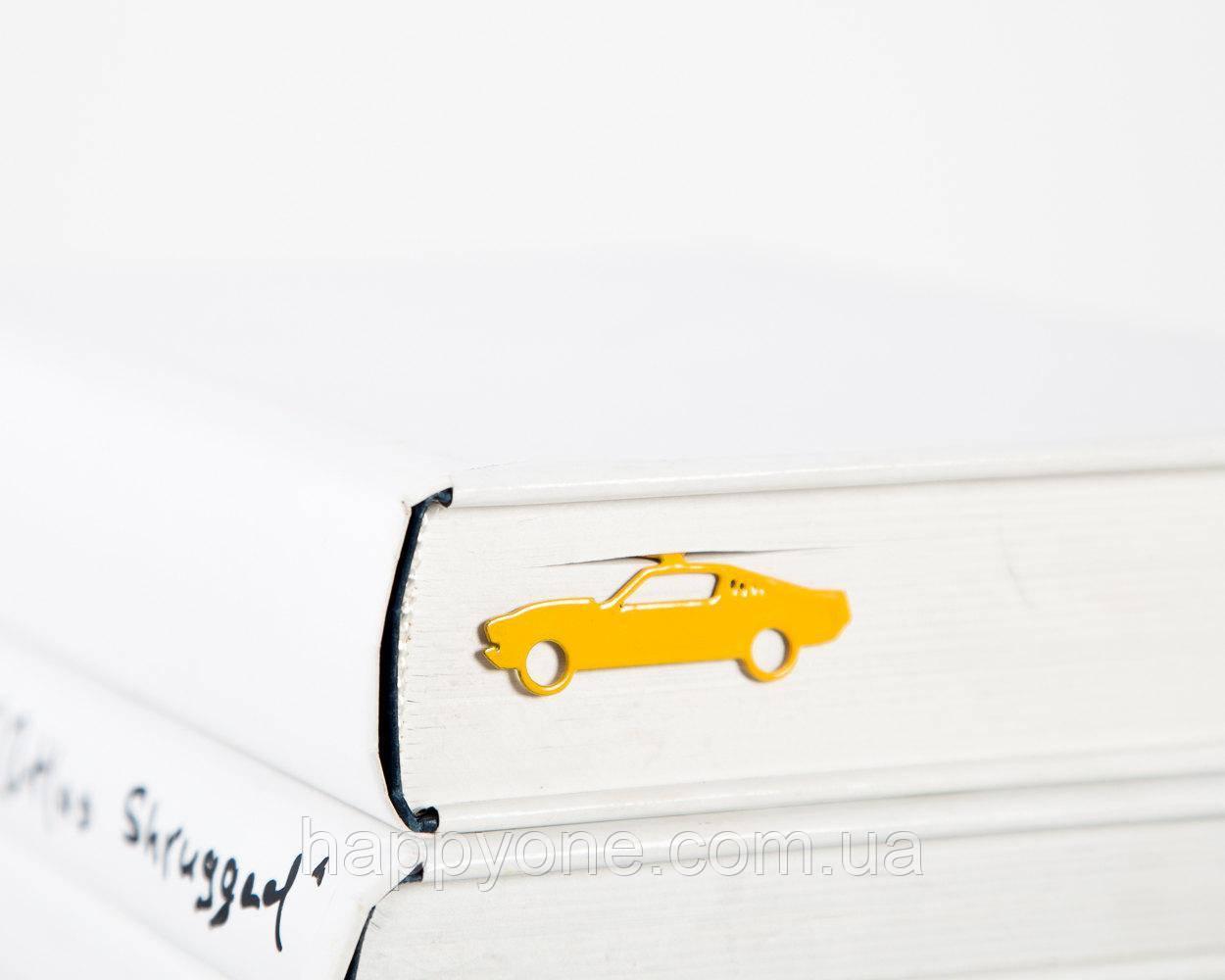 Закладка для книг Мустанг