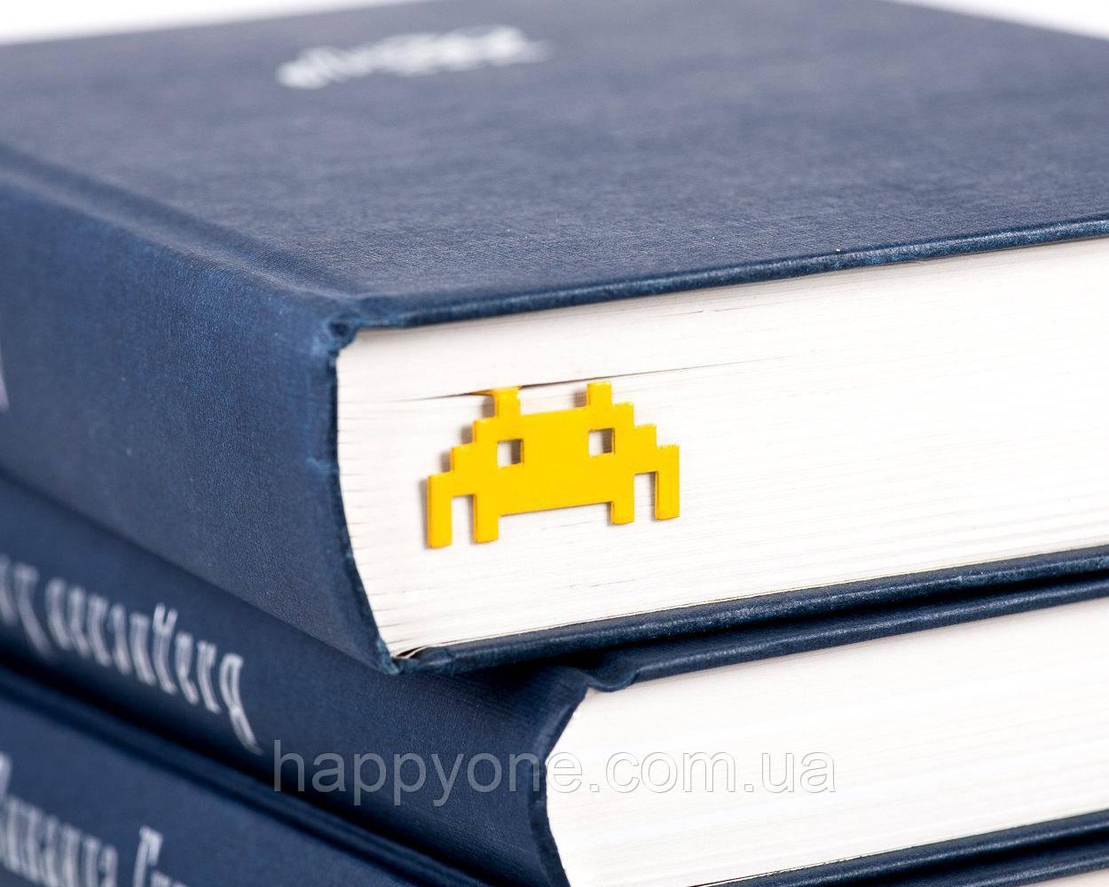 Закладка для книг Ретро Монстр