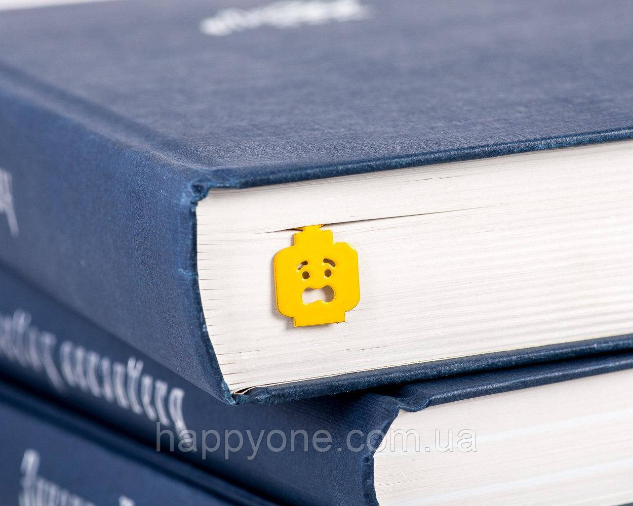 Закладка для книг Потерянный Легомен