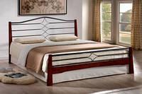 """Двуспальная кровать """"Флоренс"""" в классическом стиле."""