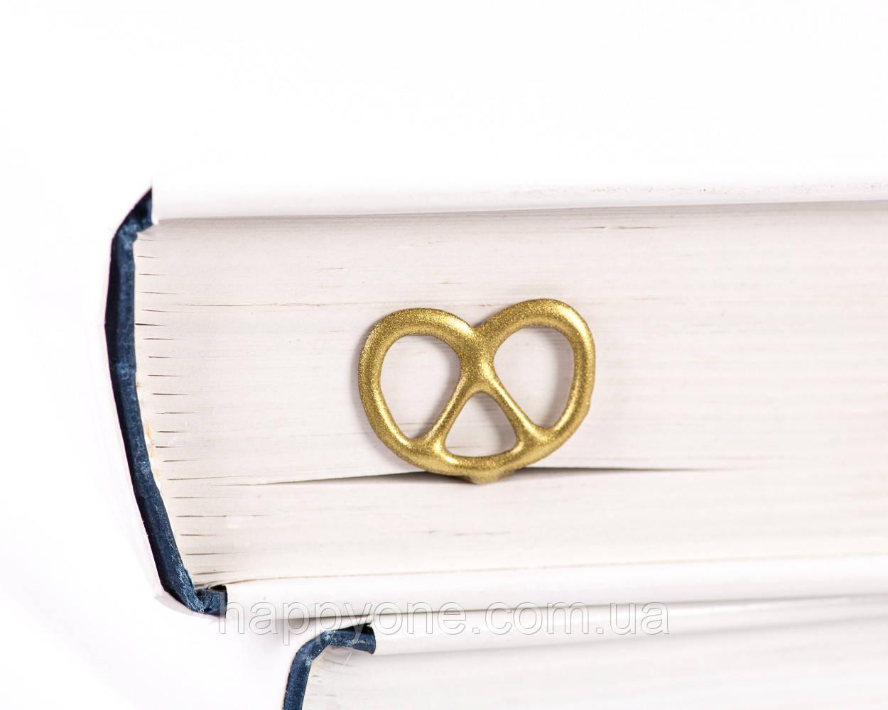Закладка для книг Бейгл