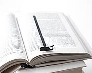 Закладка для книг Чёрный Кит, фото 2