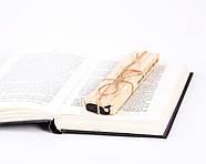 Закладка для книг Чёрный Кит, фото 3