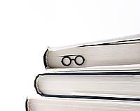 Закладка для книг Очки Гарри Поттера, фото 1