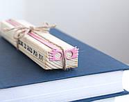 Закладка для книг Очки Полумны Лавгуд, фото 3