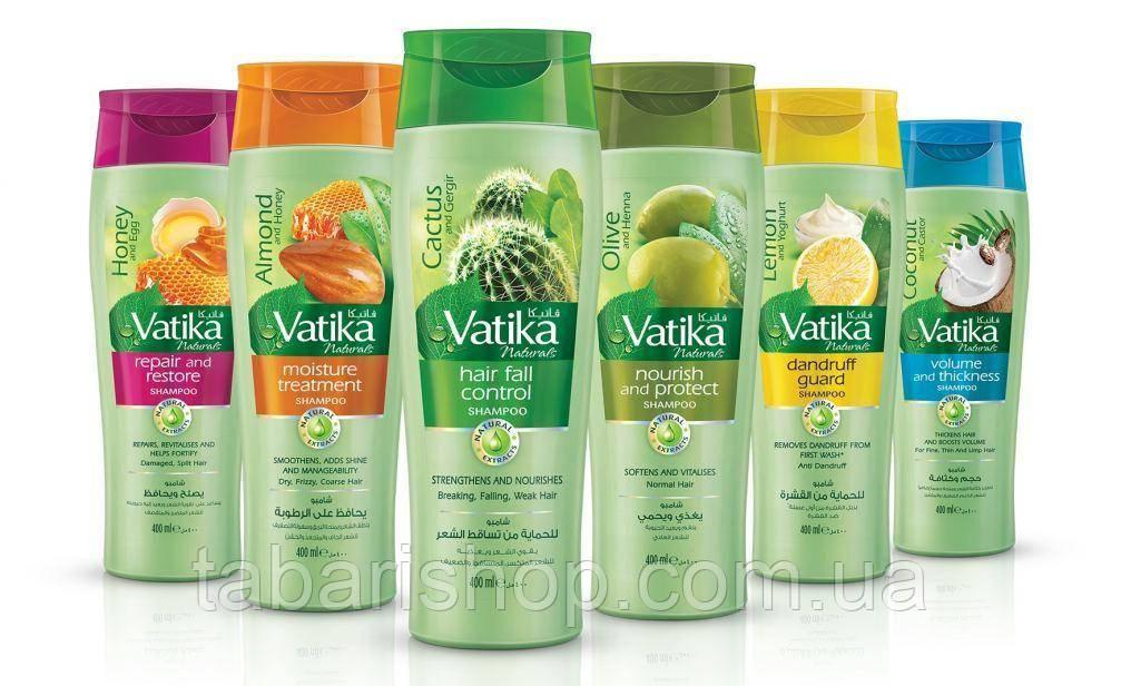 Dabur Vatika уже в продаже!