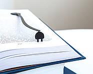 Закладка для книг Штепсель, фото 2