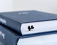 Закладка для книг Скандинавская птичка