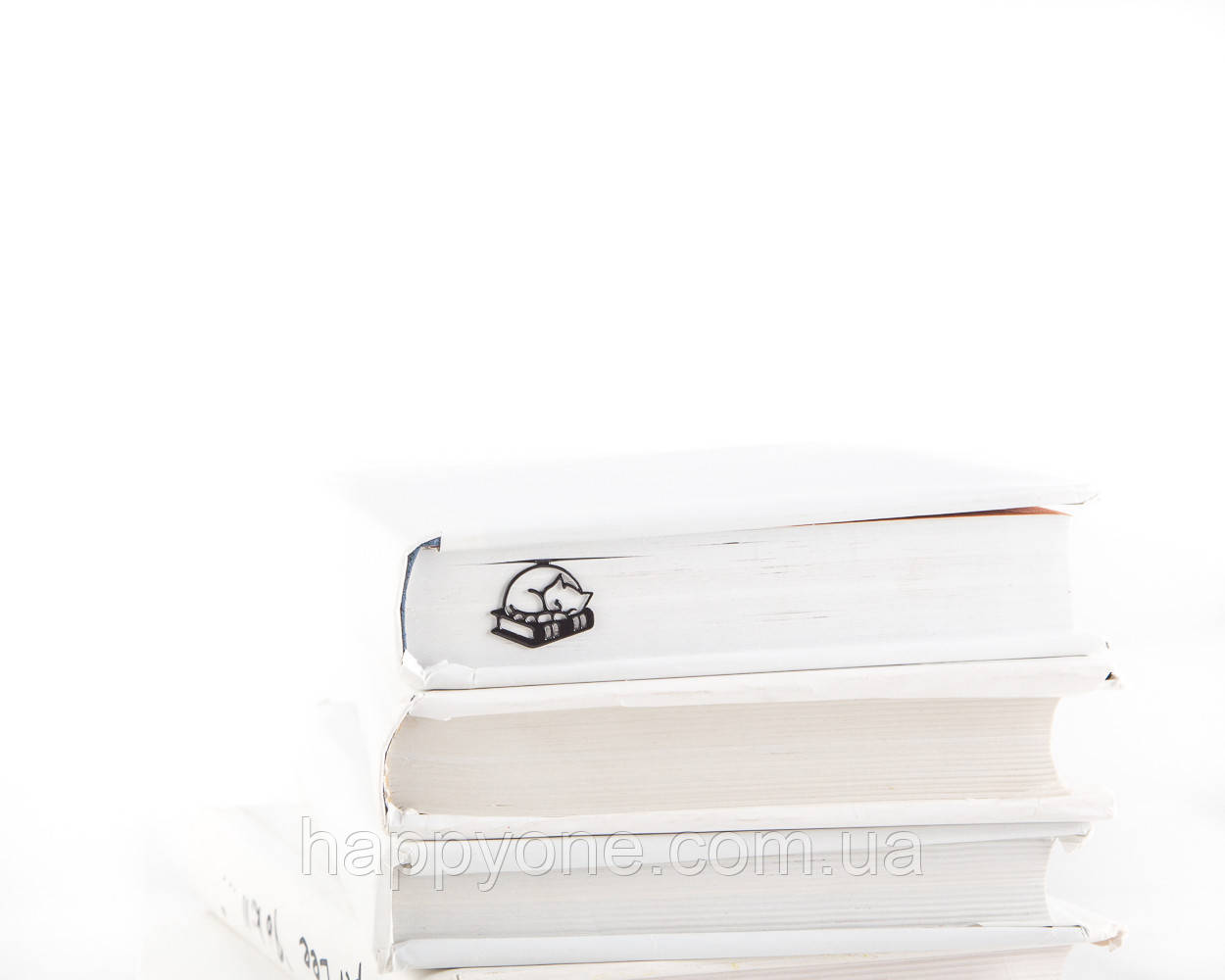 Закладка для книг Кошка на книгах