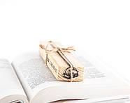 Закладка для книг Кошка на книгах, фото 3