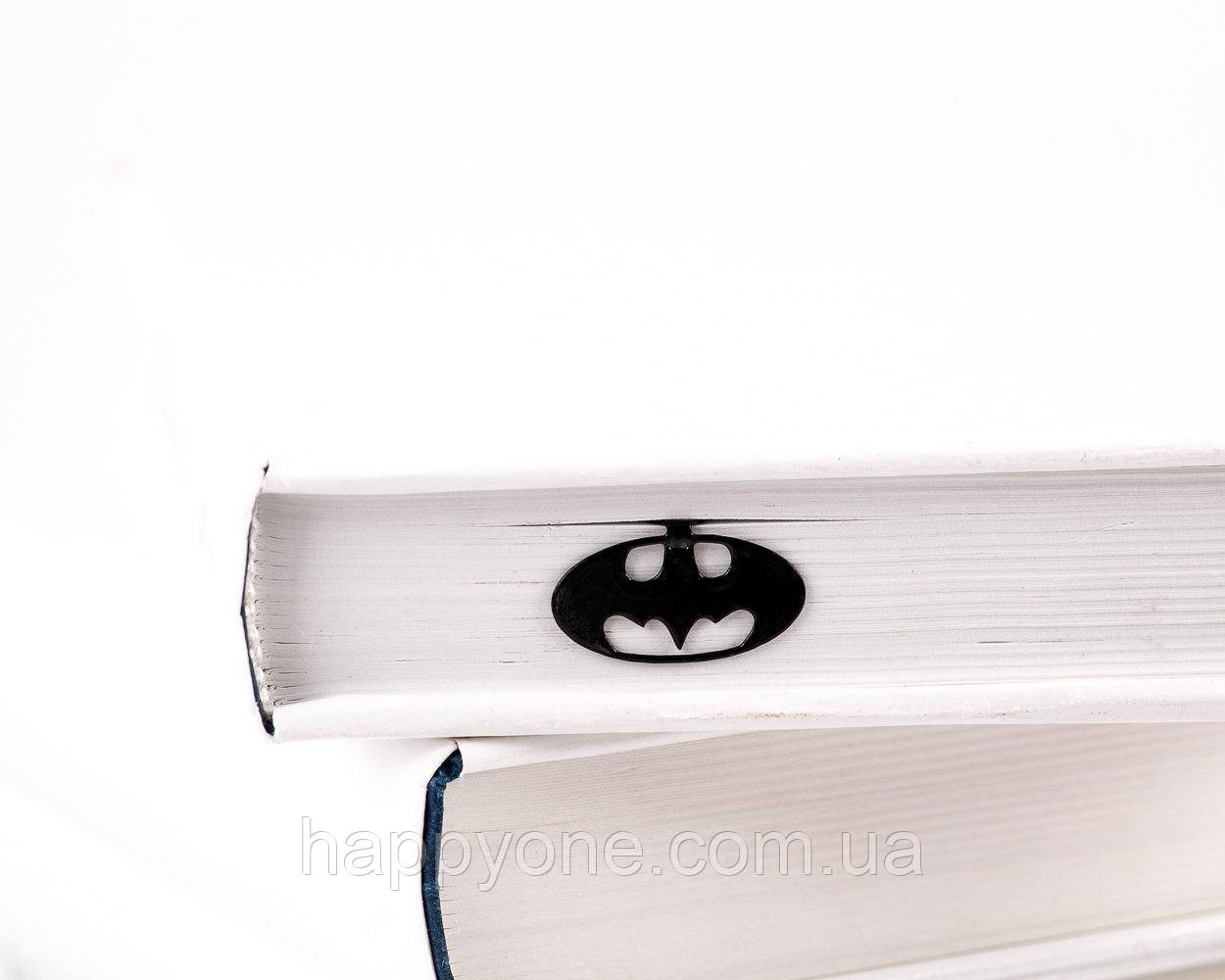 Закладка для книг Batman Logo