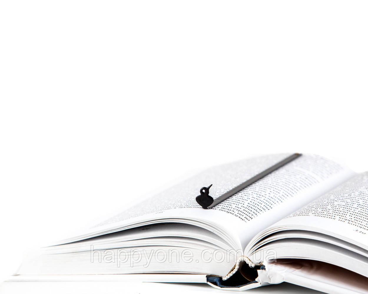 Закладка для книг Дизайнерская птица