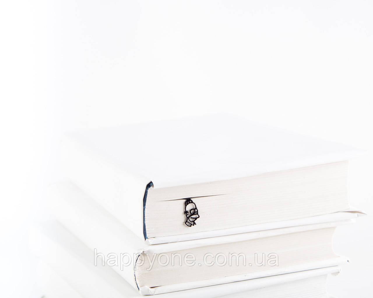 Закладка для книг Гомер Симпсон
