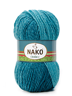 Nako Ombre бирюза № 20391