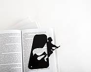 Закладка для книг Гарри Поттер. Квиддич, фото 3