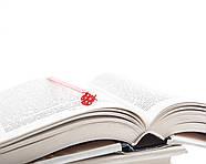 Закладка для книг Божья коровка, фото 2
