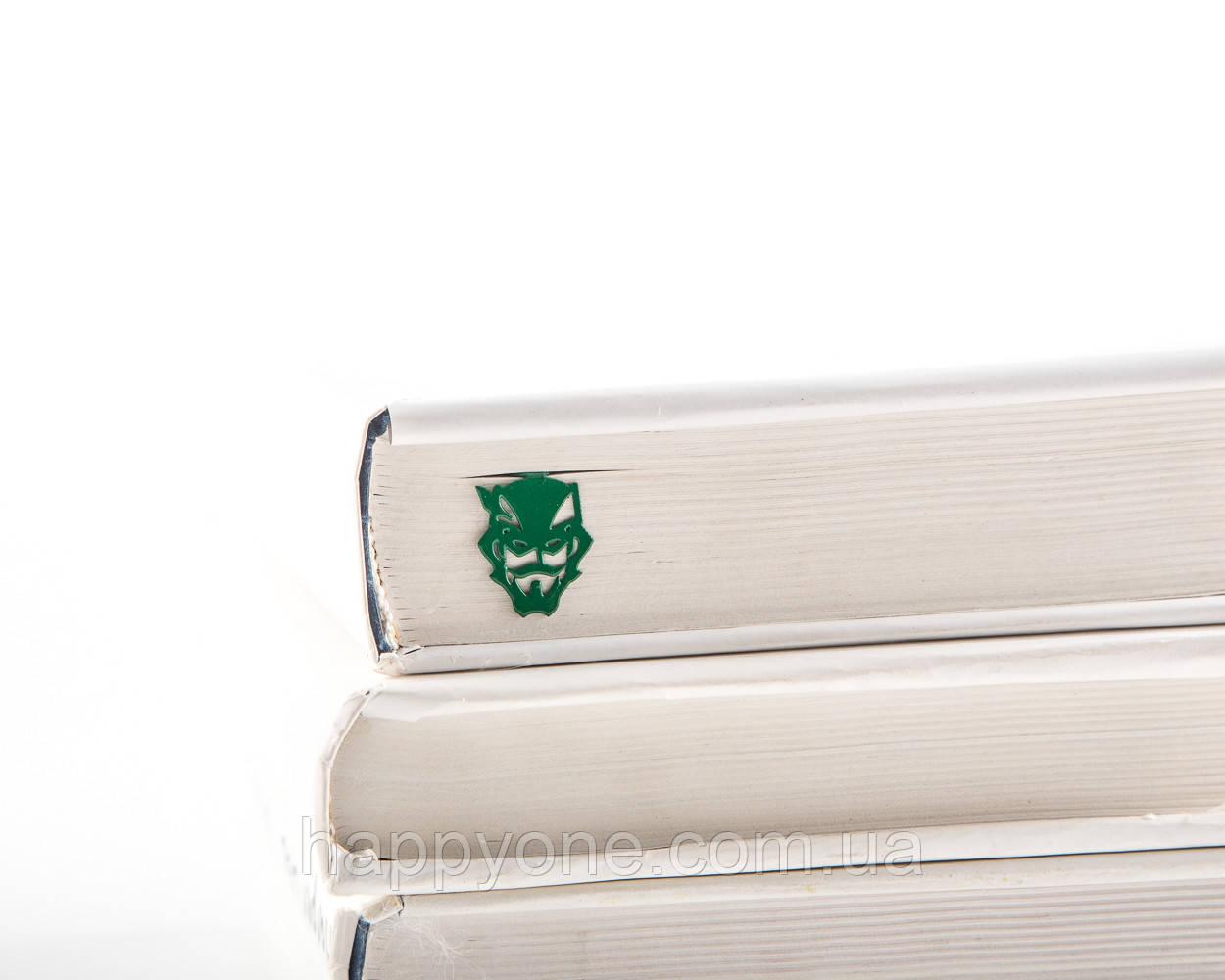 Закладка для книг Зелёная стрела