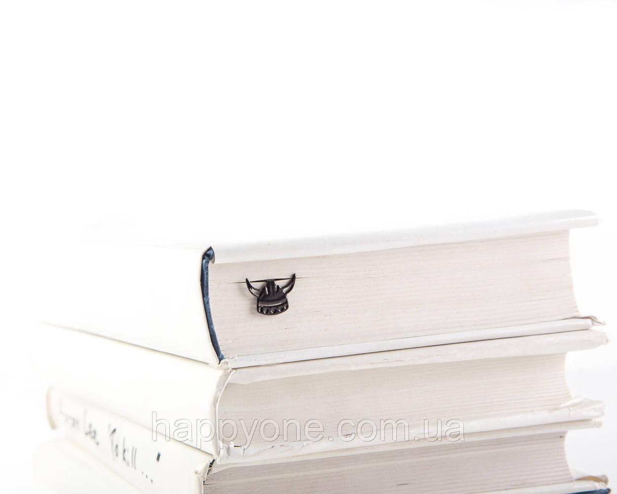 Закладка для книг Шлем Викинга