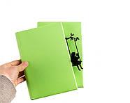 Закладка для книг Девочка на качелях, фото 2